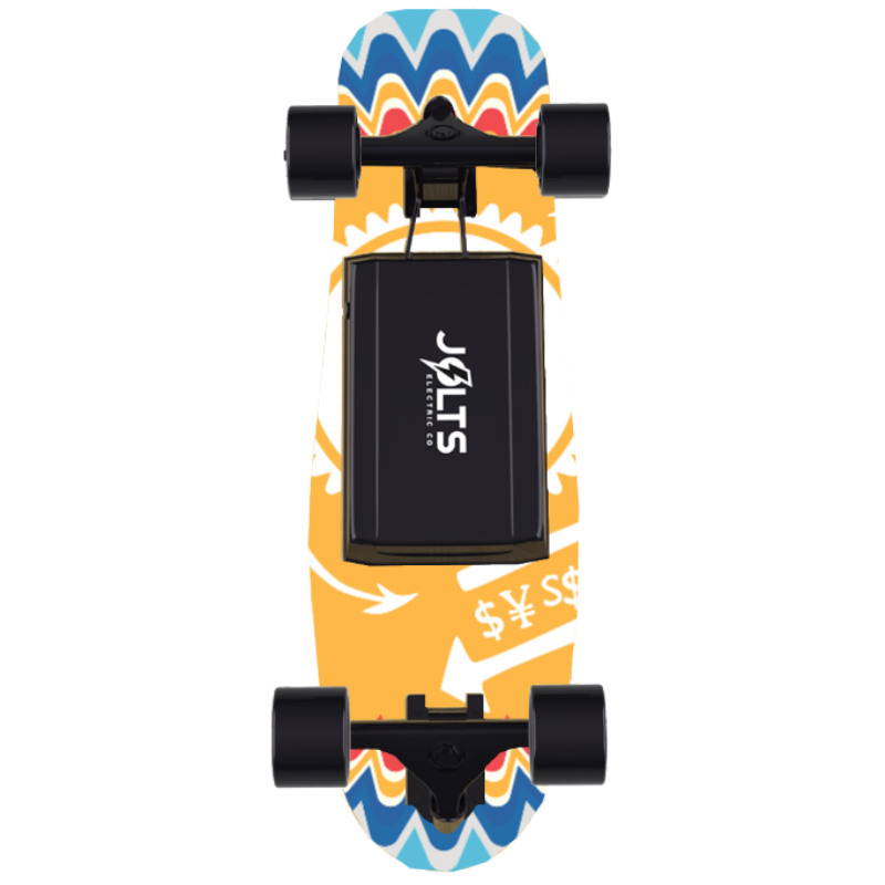 Currency - Electric Skateboard