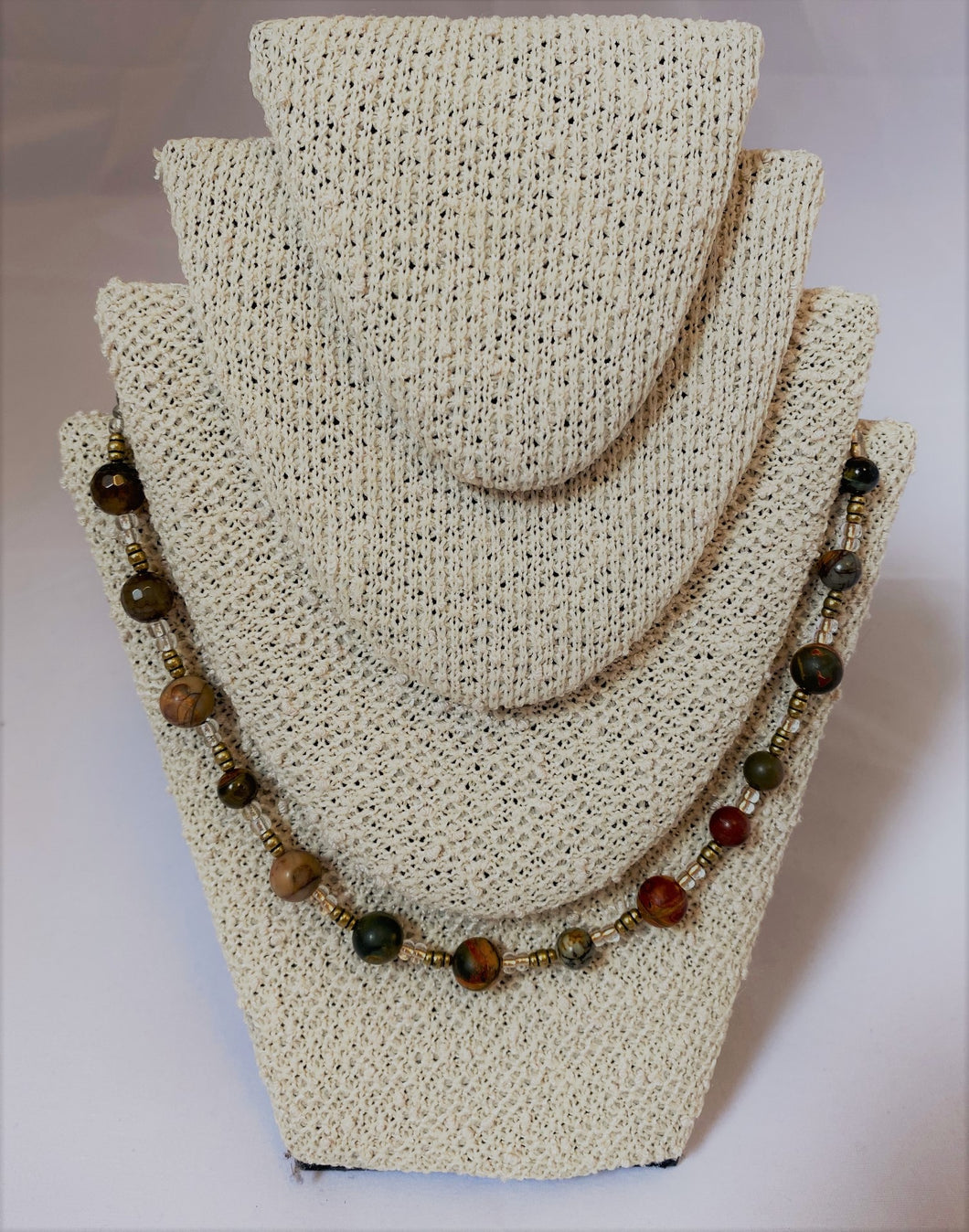 Earth Beads Necklace