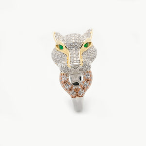Pantteri Jungle Ring