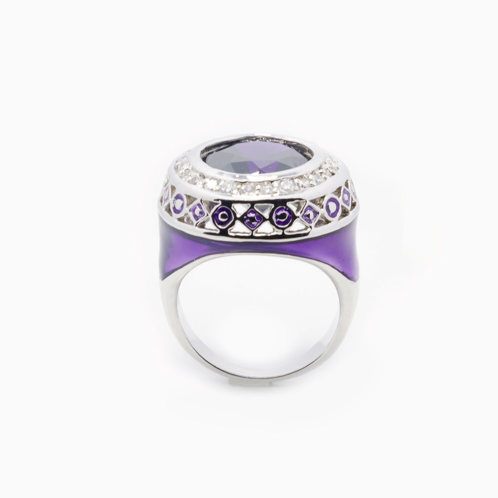 Lilac Exclusive Ring