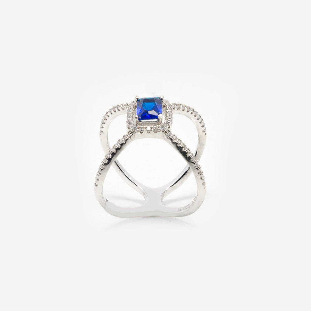 Blue Moon Classic Ring