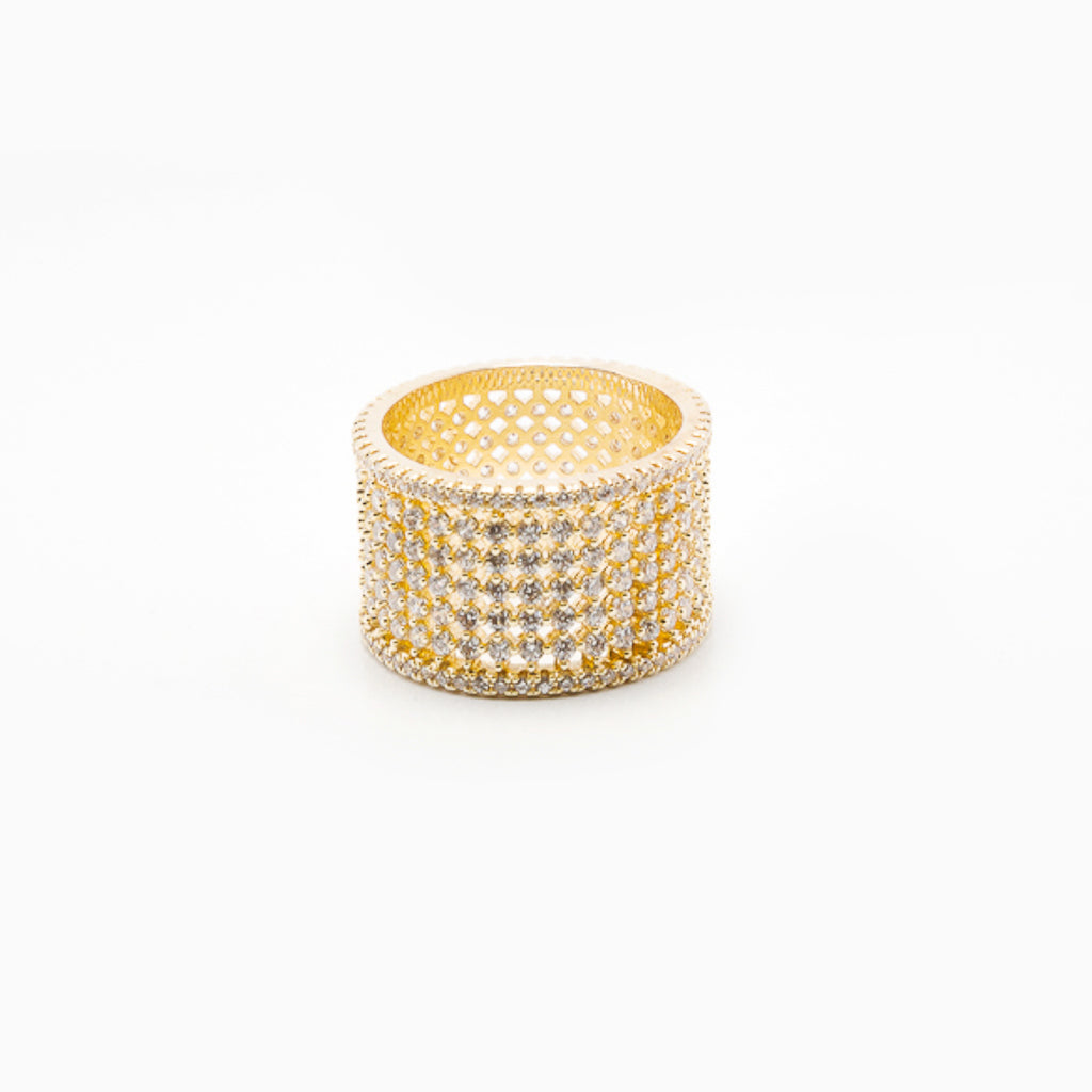Open Circle Classic Ring