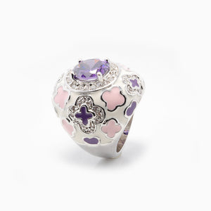 Violet Exclusive Ring