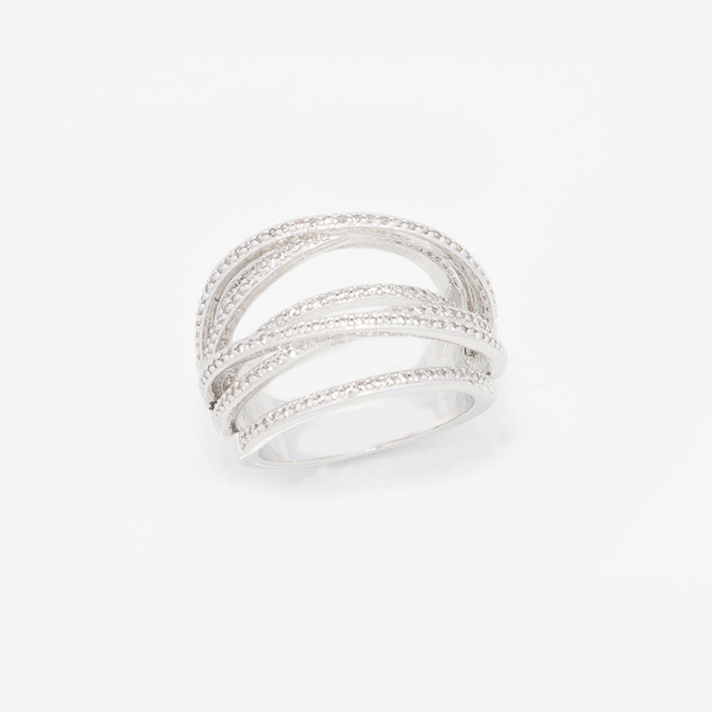 Spiral Classic Ring Silver