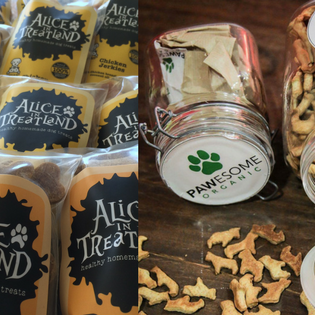 Two Lebanese Homemade Brands That Your Dog Will Love