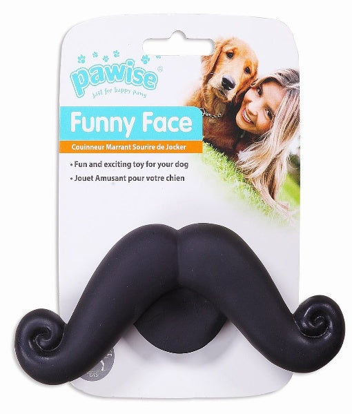 Pawise- Funny Face Moustache