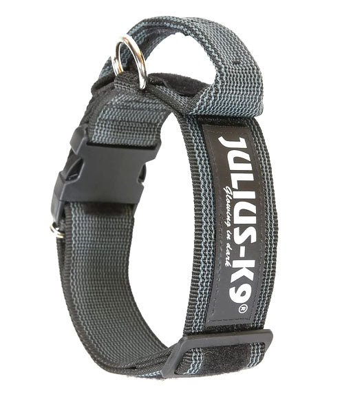 Julius K-9 - Dog Collar with Closable Handle