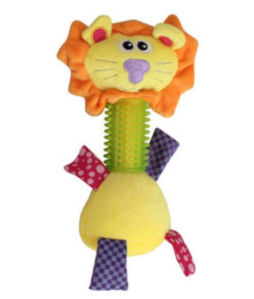 Pawise- Puppy Toy Lion neck