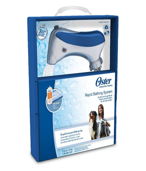 Oster- Rapid Bathing system