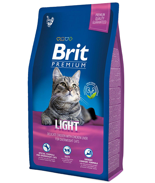 Brit Premium - Cat Light
