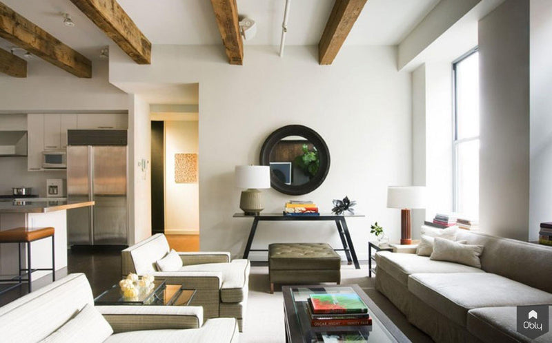 appartement design-Peter de Koning-alle, Projecten-OBLY