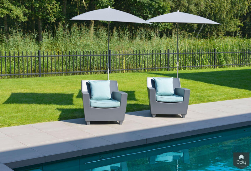 COOPER lounge-Max&Luuk parasols | outdoor furniture-alle, Tuinen-OBLY