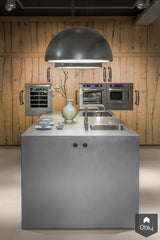 INOX-ART-Kitchen Concepts-alle, Keuken-OBLY