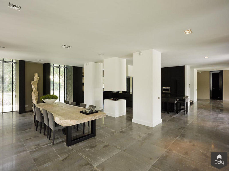 South-Woods Villa Juul & Lucas / kitchen-Bob Manders Architecture-alle, Keuken-OBLY