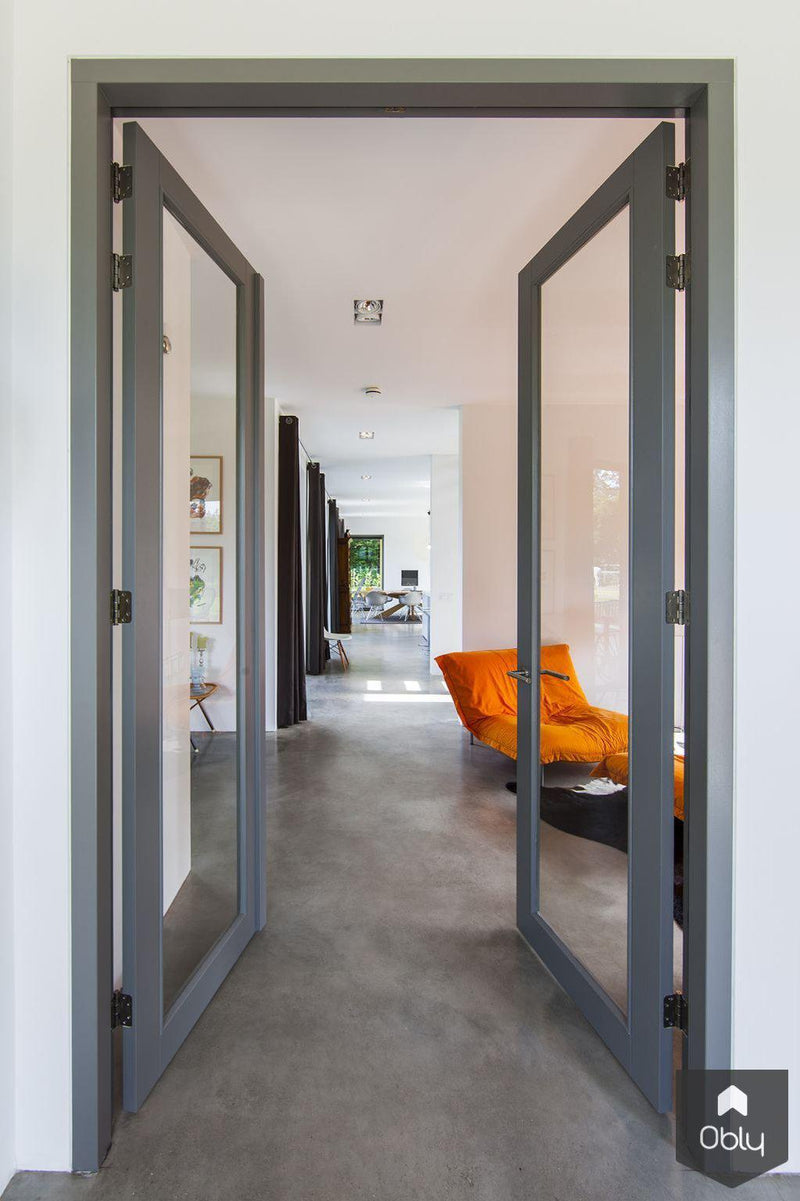 Villa Heemstede - woonkamer-Paul Seuntjens Architectuur + Interieur-alle, Woonkamer-OBLY