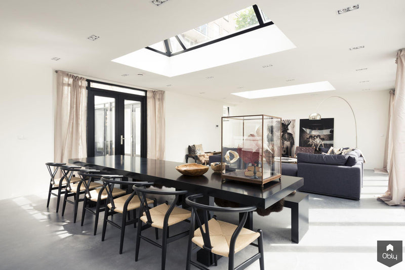 Woning Amsterdam.-DBD Interiors-alle, Woonkamer-OBLY