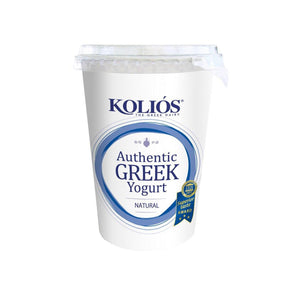 Kolios Authentic Greek Yogurt (500g)