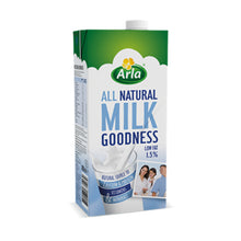 Load image into Gallery viewer, Arla Low Fat Milk 12 x 1L