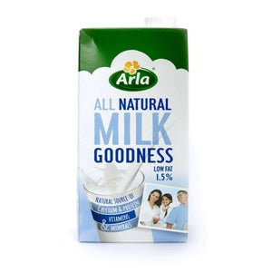 Arla Low Fat Milk 12 x 1L