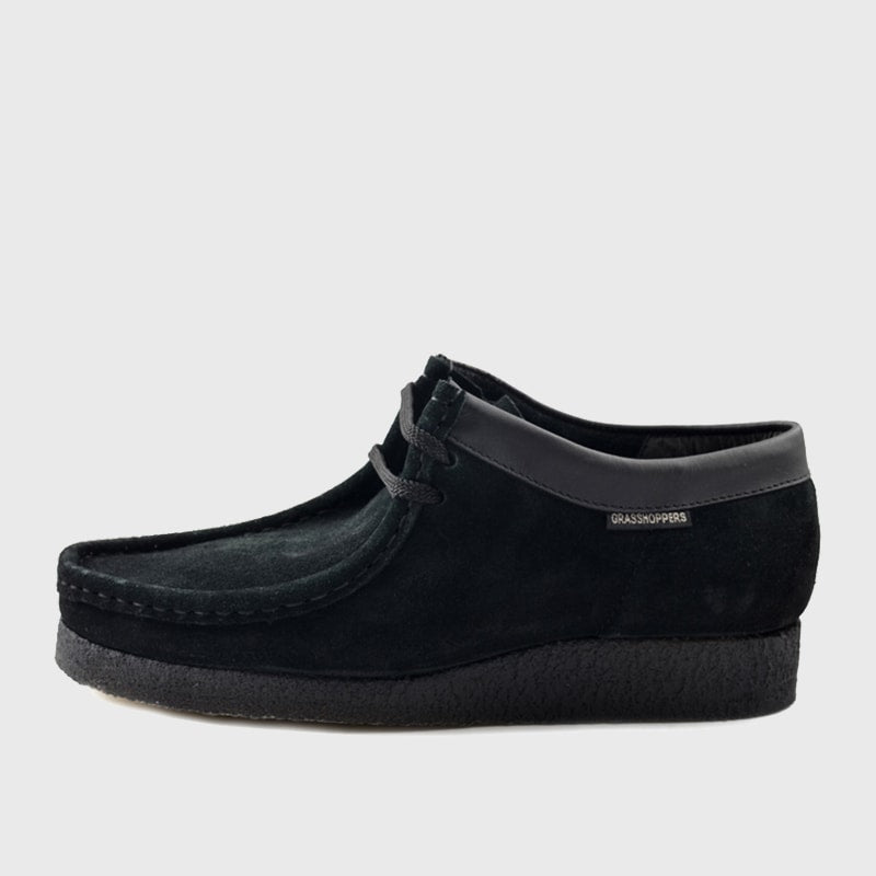 Suede Softee _ 102168 _ Black