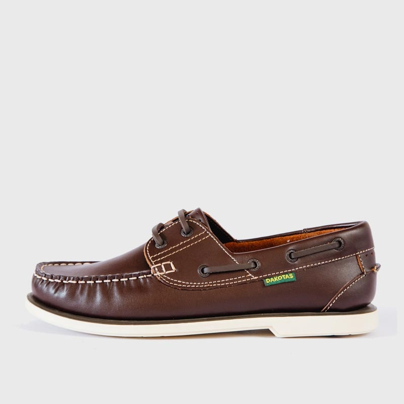 Docksider Shoe _ 151590 _ Brown
