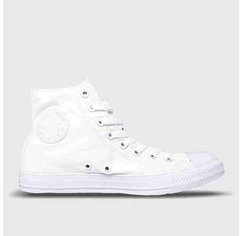 Chuck Taylor All Star Ox Hi _ 157038 _ White