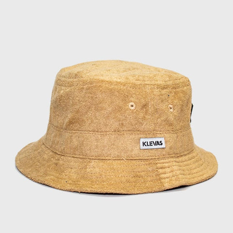 Mdots Floppy Hat _ 163939 _ Brown