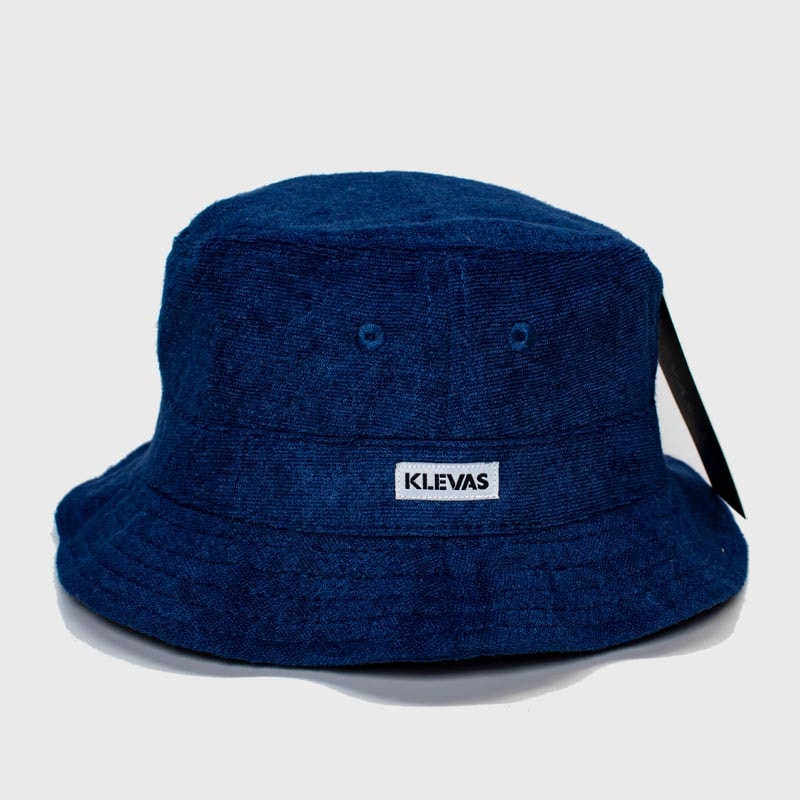 Mdots Floppy Hat _ 163940 _ Blue