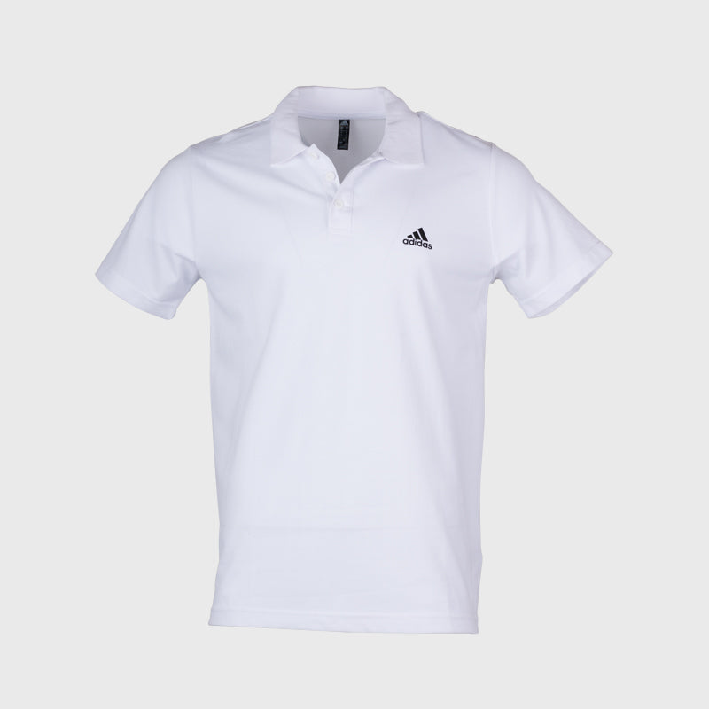 Badge Of Sport Polo _ 166392 _ White
