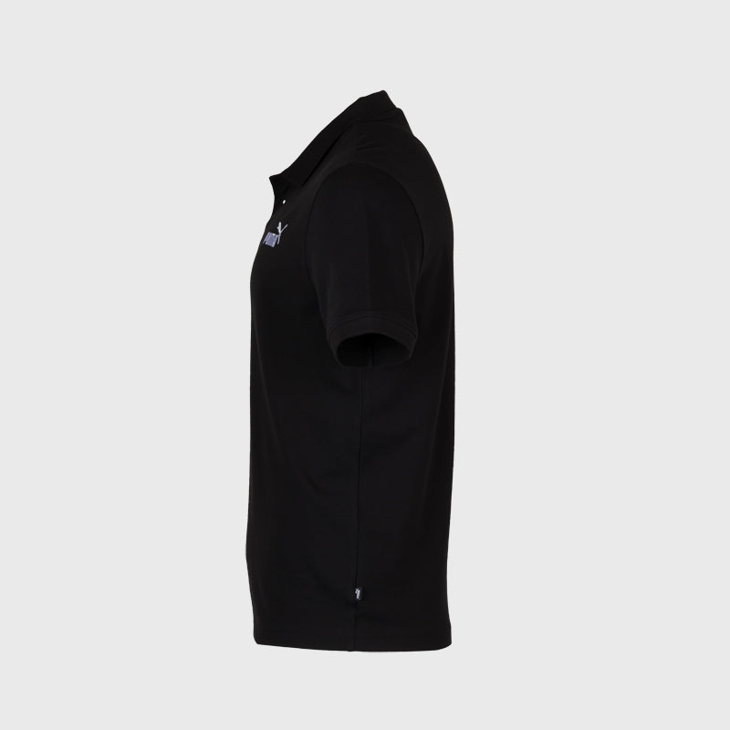 Essential Pique Polo _ 166446 _ Black