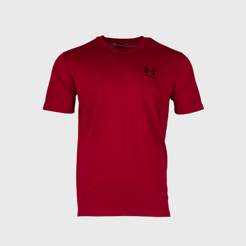 Sportstyle Left Chest Logo Tshirt _ 167643 _ Red
