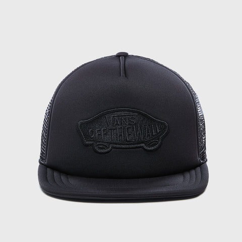 Classic Patch Trucker _ 168128 _ Black