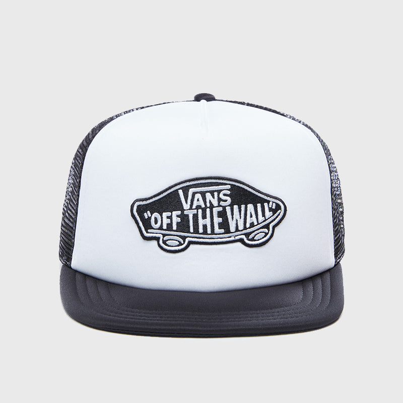Classic Patch Trucker _ 168129 _ White
