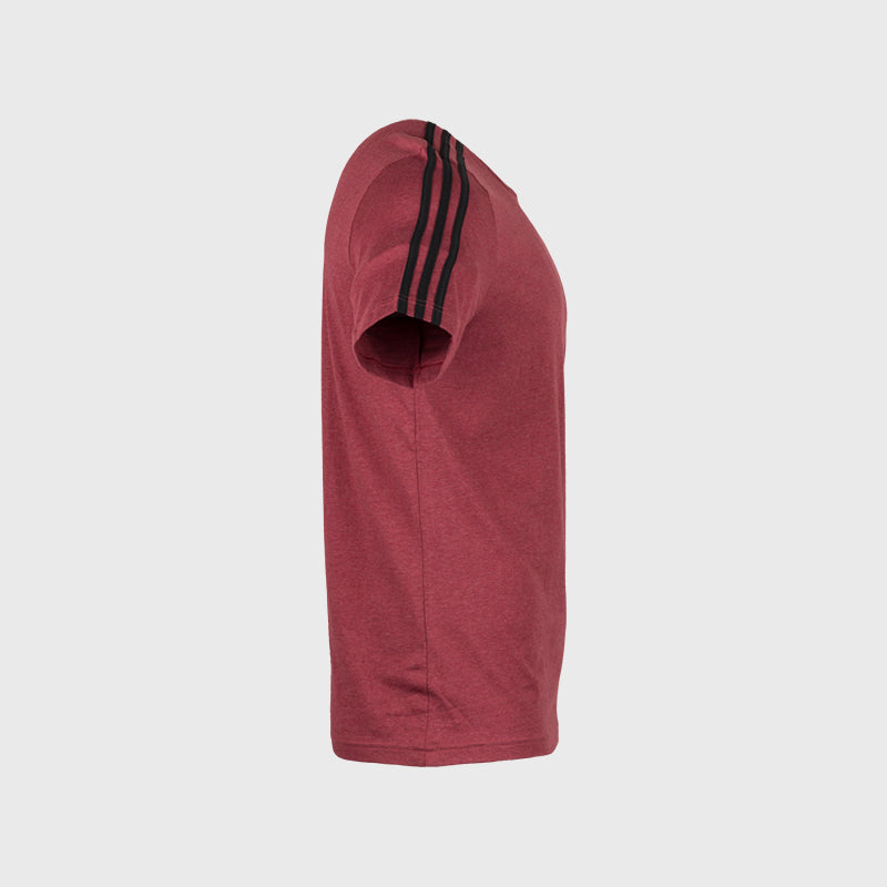 Essential 3 Stripe Tshirt _ 168328 _ Red