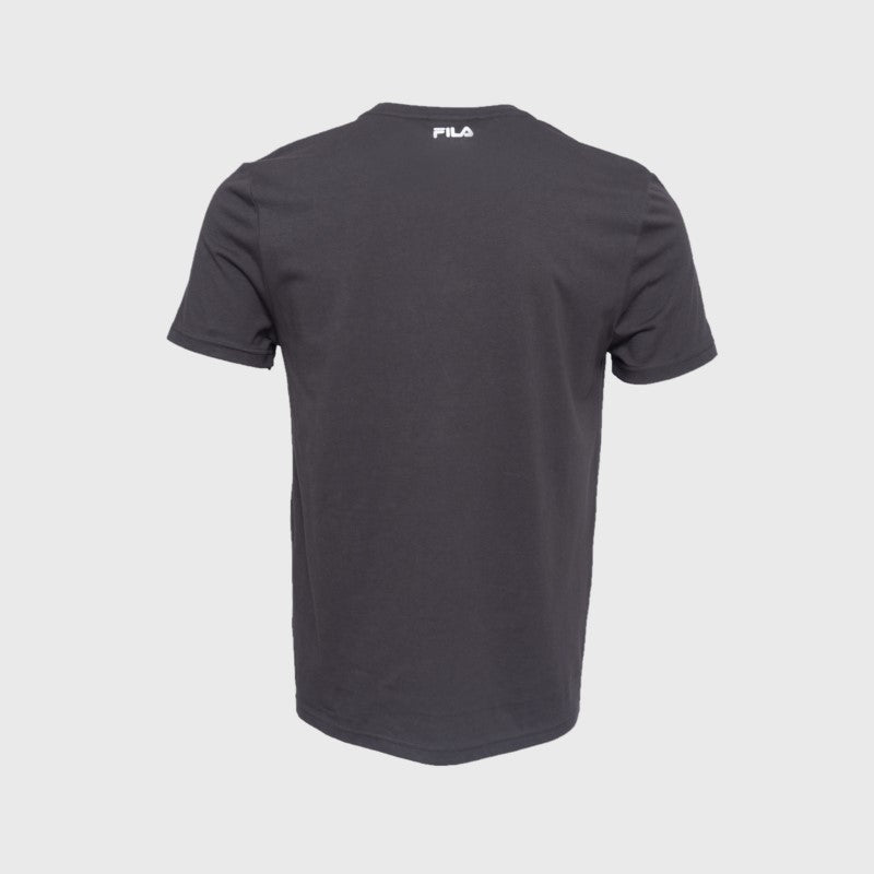 Mono Deckle T-Shirt _ 169450 _ Black
