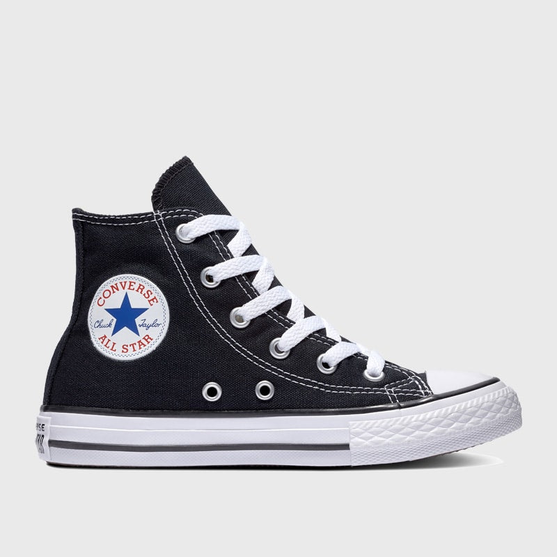 All Star Hi _ 6646 _ Black