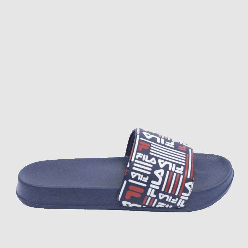 Zeta Slide Sandal _ 168713 _ Blue