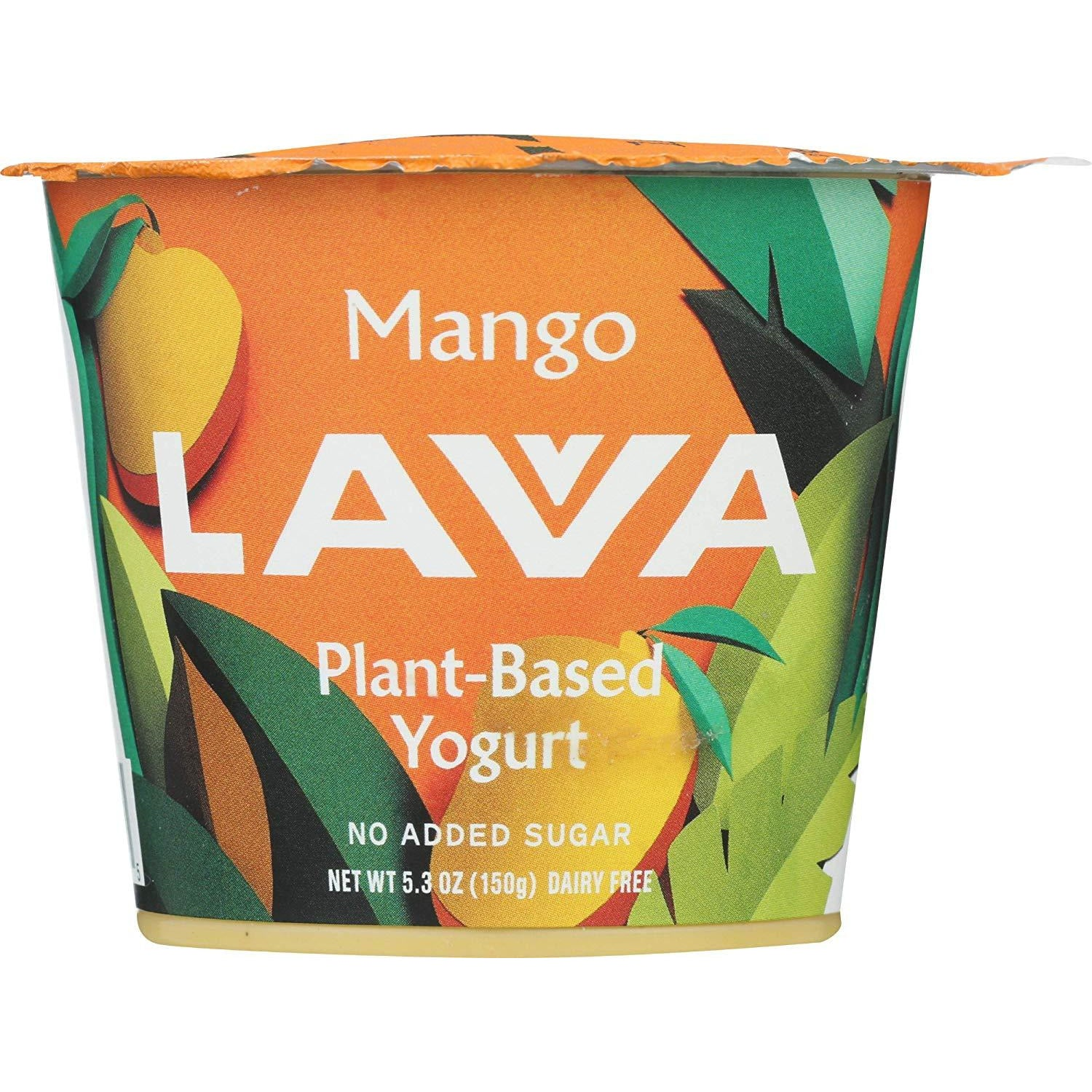 Lavva: Mango Plant-based Yogurt, 5.30 Oz