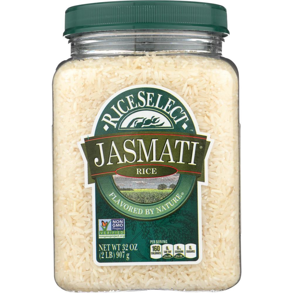 Rice Select: Jasmati Rice Long Grain, 32 Oz