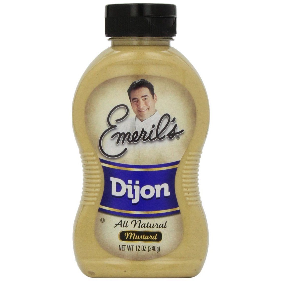 Emeril's: Mustard Dijon, 12 Oz