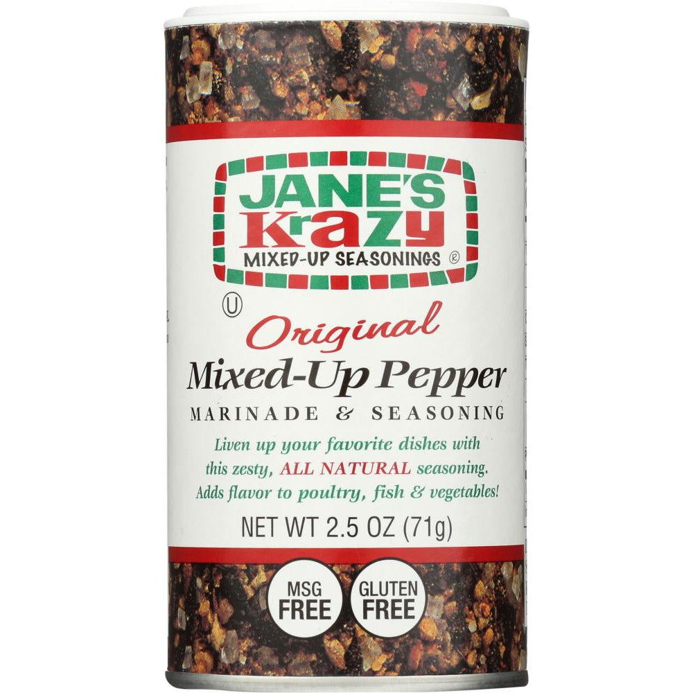 Janes: Pepper Krazy Mixed, 2.5 Oz