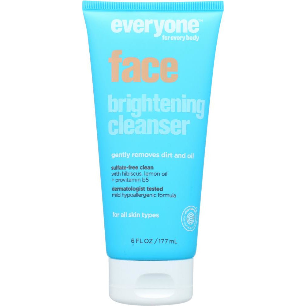 Everyone: Cleanser Face Brightening, 6 Oz