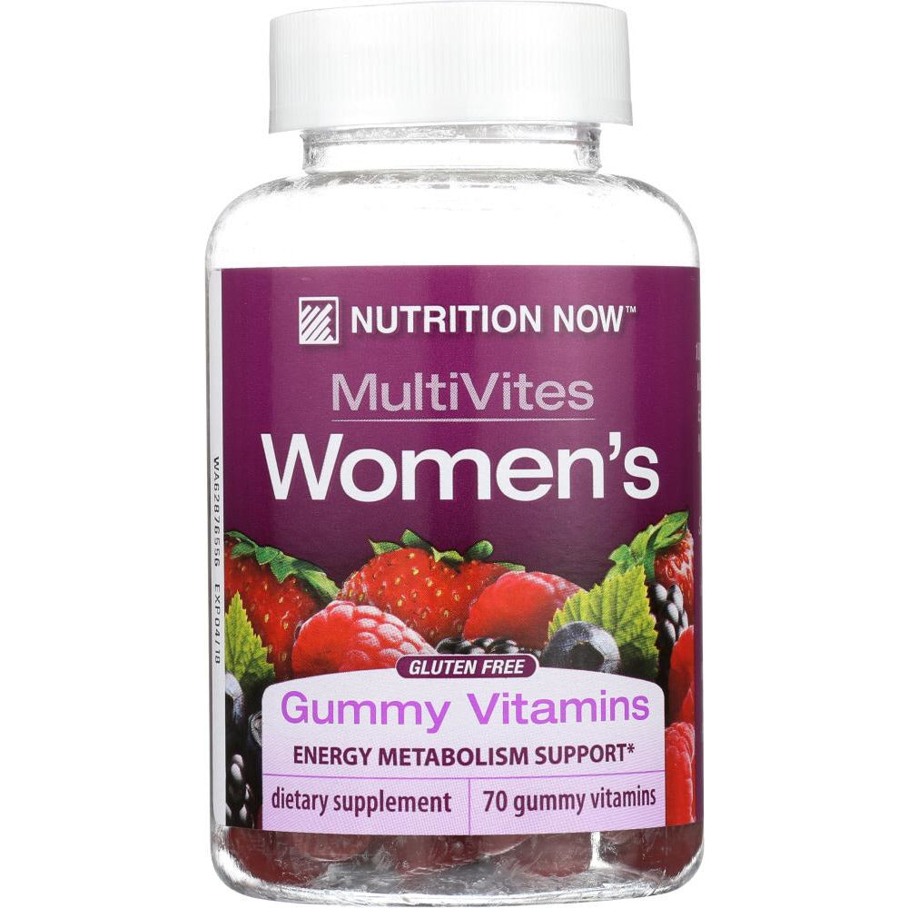 Nutrition Now:  Women's Gummy Vitamins, 70 Pc