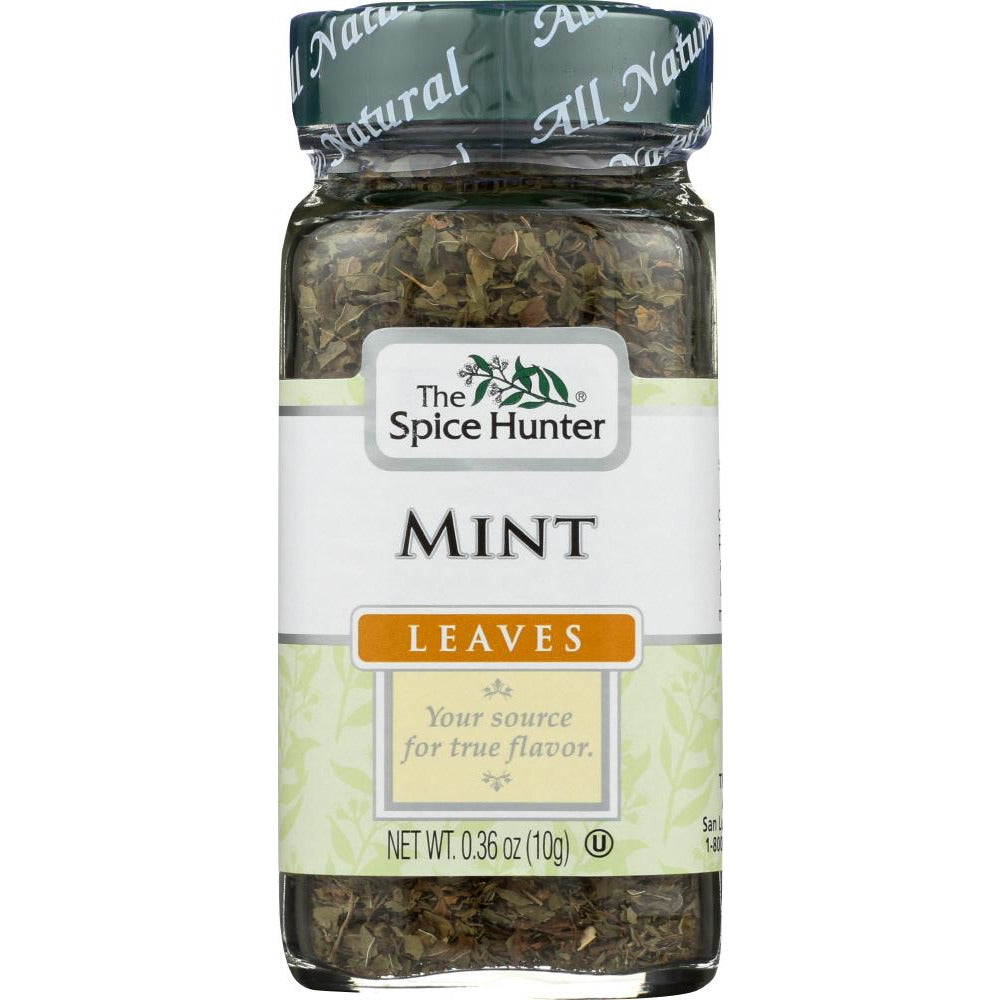 Spice Hunter: Mint Leaf Spearmint (0.360 Oz)
