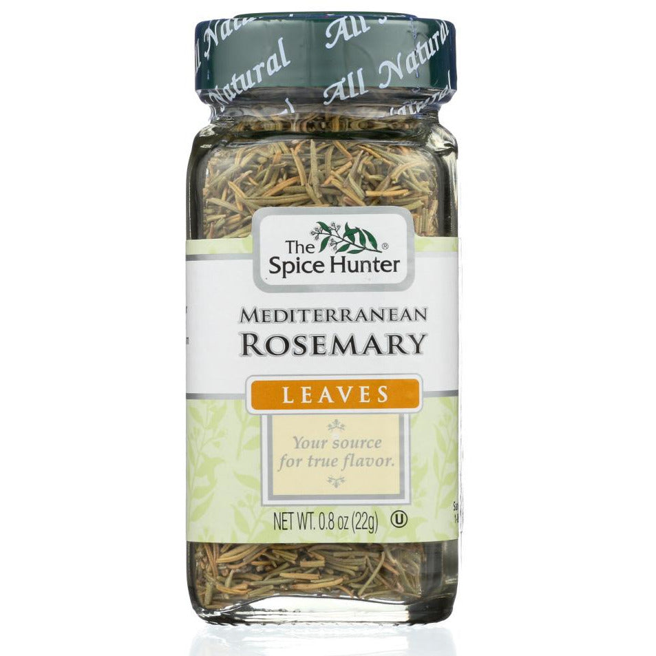 The Spice Hunter: Mediterranean Rosemary Leaves, 0.8 Oz