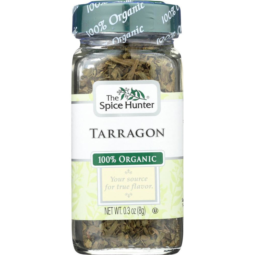The Spice Hunter: 100% Organic Tarragon, 0.3 Oz