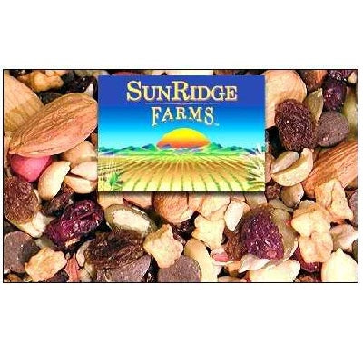 Sunridge Farm: Organic Trail Mix Cranberry Harvest, 16 Lb