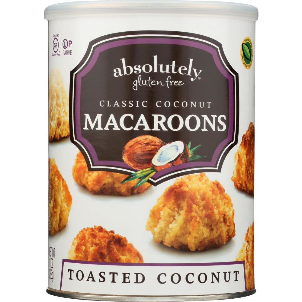 Absolutely Gluten Free: Macaroon Coconut Absolutely, 10 Oz
