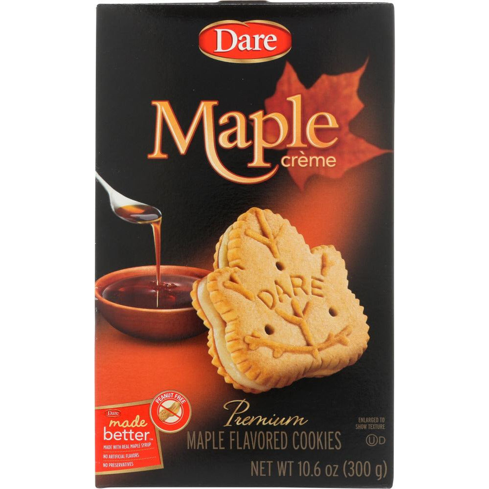 Dare: Maple Creme Cookies, 10.6 Oz