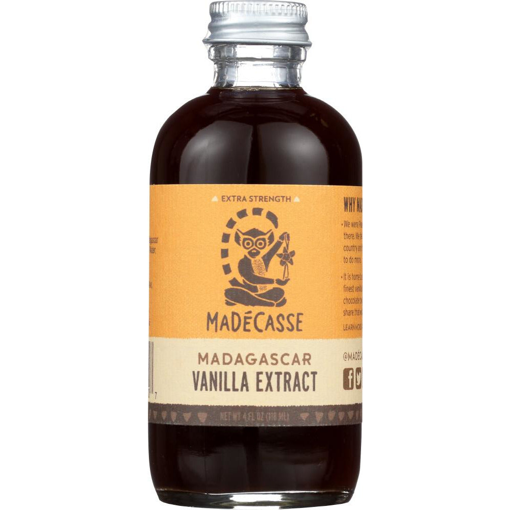 Madecasse: Pure Vanilla Extract, 4 Oz